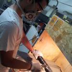 WORKandSTORE: Arbeiten in der Lackierbox